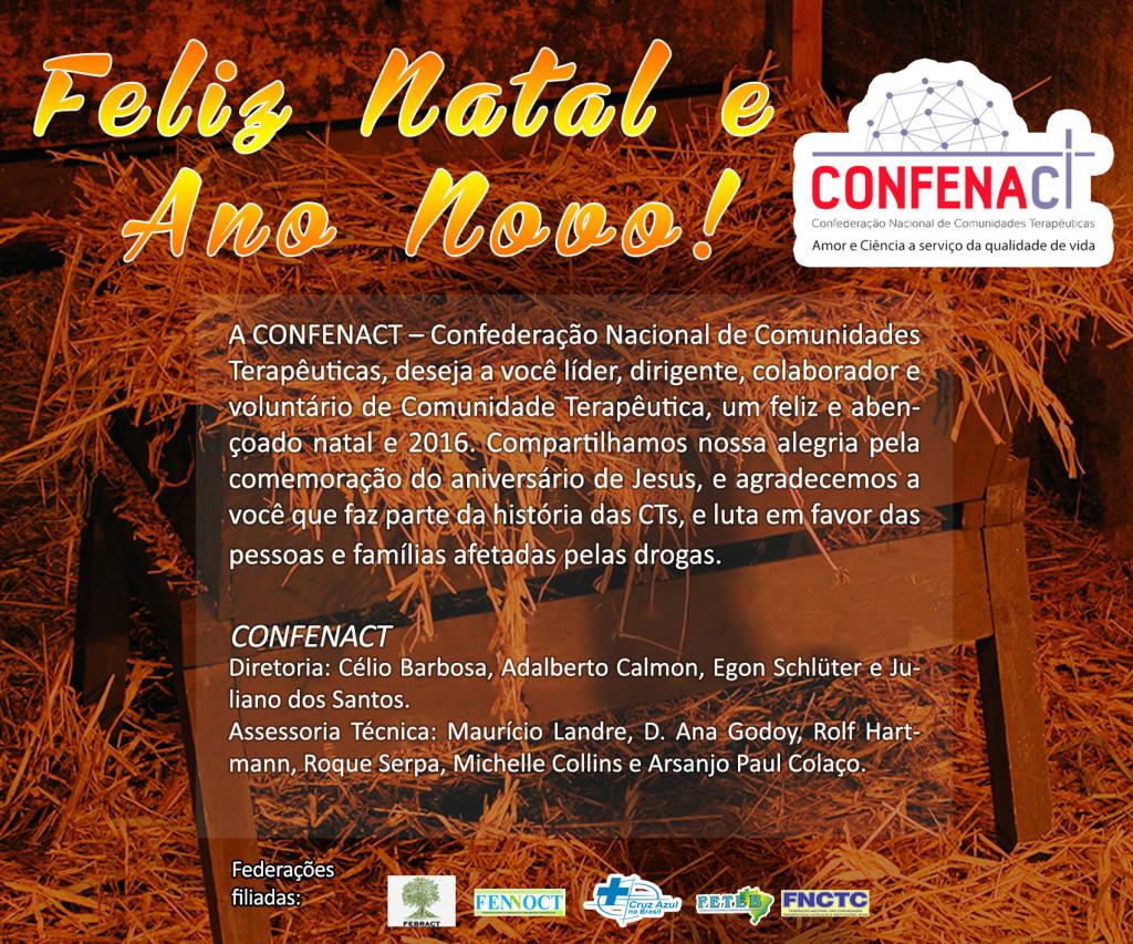 Arte Natal CONFENACT Facebook