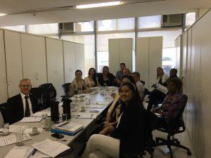 Reunião Comitê DCEBAS